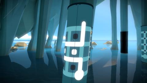 Th iPhoneゲームアプリ「The Witness」攻略 2357