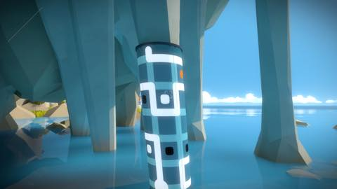 Th iPhoneゲームアプリ「The Witness」攻略 2359