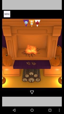 Th スマホゲームアプリ脱出ゲーム Halloween攻略方法  攻略 2