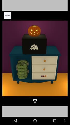 Th スマホゲームアプリ脱出ゲーム Halloween攻略方法  攻略 4