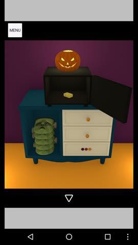 Th スマホゲームアプリ脱出ゲーム Halloween攻略方法  攻略 6