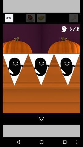 Th スマホゲームアプリ脱出ゲーム Halloween攻略方法  攻略 c4
