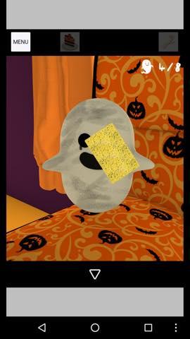 Th スマホゲームアプリ脱出ゲーム Halloween攻略方法  攻略 c6