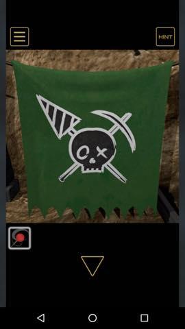 Th Adnroidスマホゲームアプリ脱出ゲーム 地賊団アジトからの脱出攻略 17