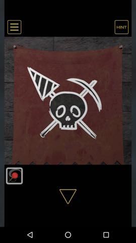 Th Adnroidスマホゲームアプリ脱出ゲーム 地賊団アジトからの脱出攻略 19