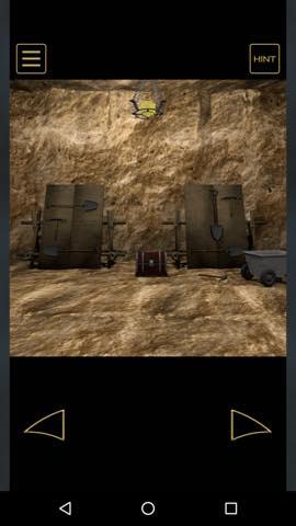 Th Adnroidスマホゲームアプリ脱出ゲーム 地賊団アジトからの脱出攻略 2