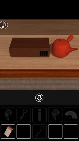 Th Adnroidスマホゲームアプリ脱出ゲーム 仕掛けのある和室からの脱出 攻略 47