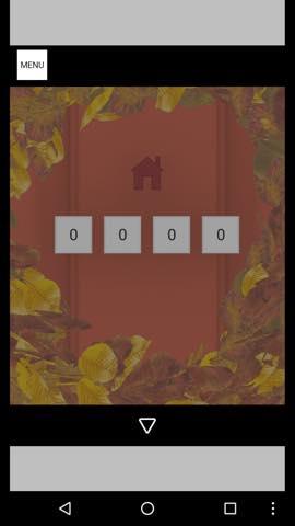 Th 脱出ゲーム Autumn 紅葉とキノコとリスの家 攻略 57