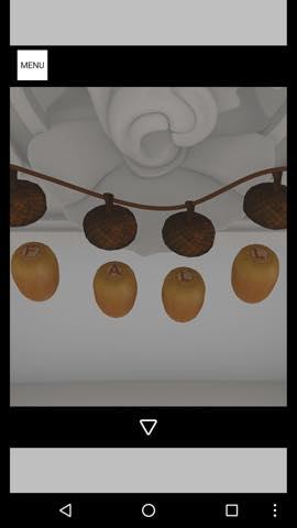 Th 脱出ゲーム Autumn 紅葉とキノコとリスの家 攻略 6
