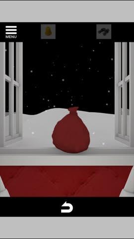 Th 脱出ゲーム Merry Xmas 暖炉とツリーと雪の家  攻略 3736