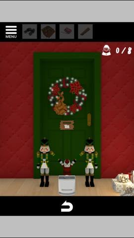 Th 脱出ゲーム Merry Xmas 暖炉とツリーと雪の家  攻略 3772