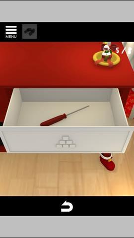 Th 脱出ゲーム Merry Xmas 暖炉とツリーと雪の家  攻略 3786