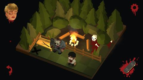 Th Friday the 13th: Killer Puzzle   攻略 4109