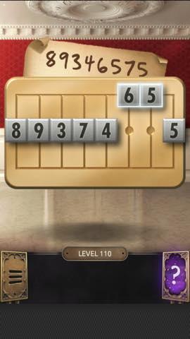 Th 脱出ゲーム  100 Doors Challenge  攻略 110 4