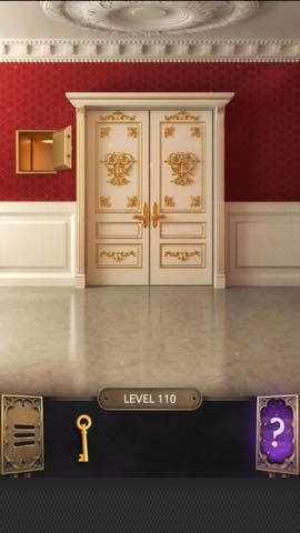 Th 脱出ゲーム  100 Doors Challenge  攻略 110 9