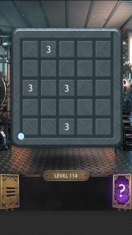 Th 脱出ゲーム  100 Doors Challenge  攻略 114 0