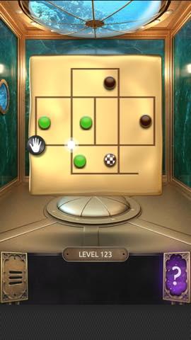 Th 脱出ゲーム  100 Doors Challenge  攻略 123 6