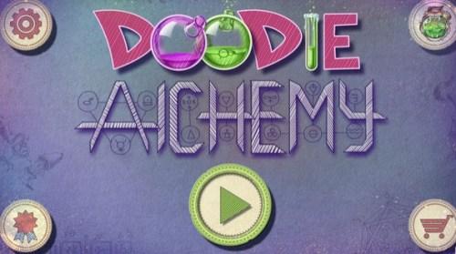 Doodle Alchemy 攻略