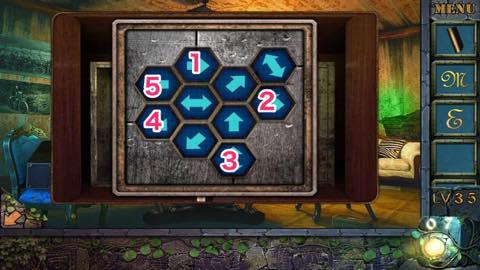Th Can you escape the 100 room V 攻略 35 15