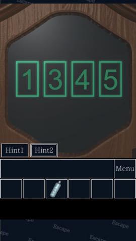 Th 脱出ゲーム  5時の導き  攻略 4286