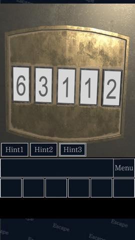 Th 脱出ゲーム  5時の導き  攻略 4321