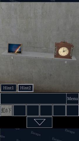 Th 脱出ゲーム  5時の導き  攻略 4336