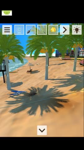 Th 脱出ゲーム ビーチからの脱出 Screenshot 20180728 201730