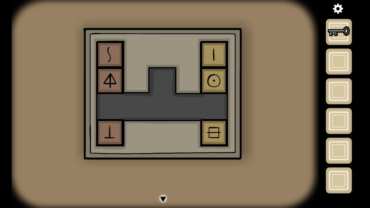 Th Cube Escape: Paradox 攻略 3029