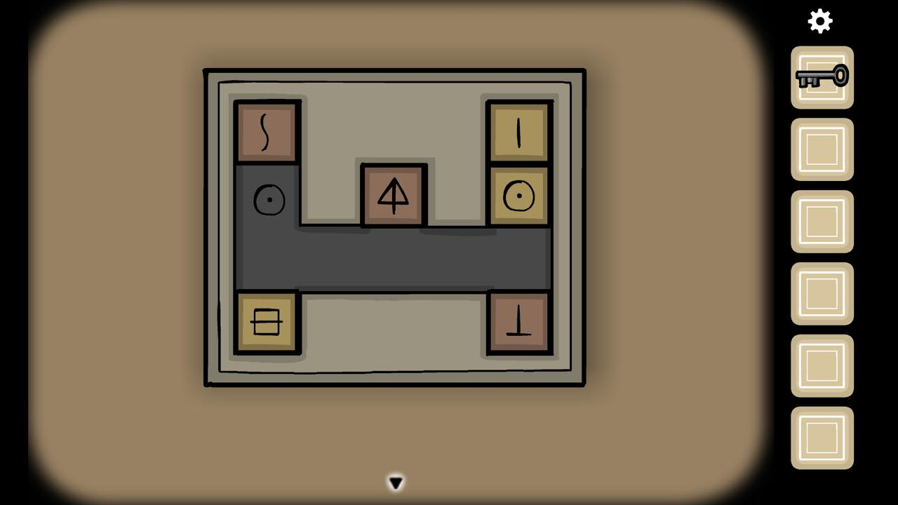 Th Cube Escape: Paradox 攻略 3031