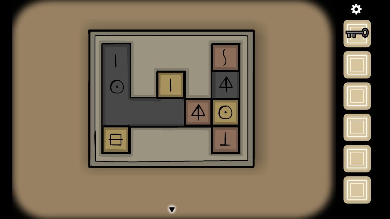 Th Cube Escape: Paradox 攻略 3033