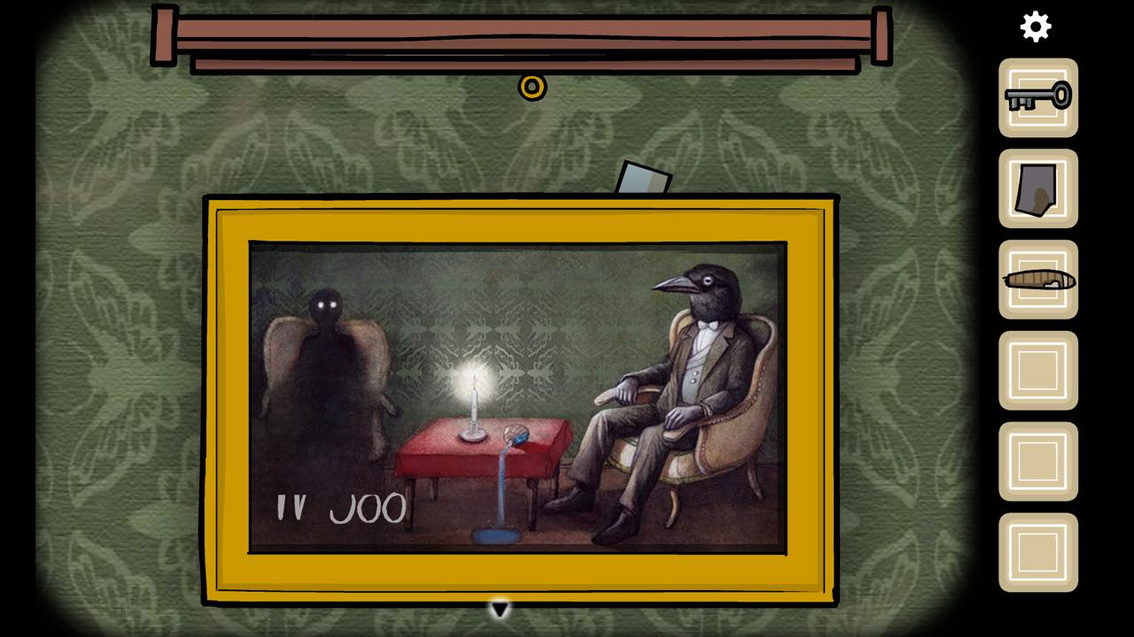 Th Cube Escape: Paradox 攻略 3040