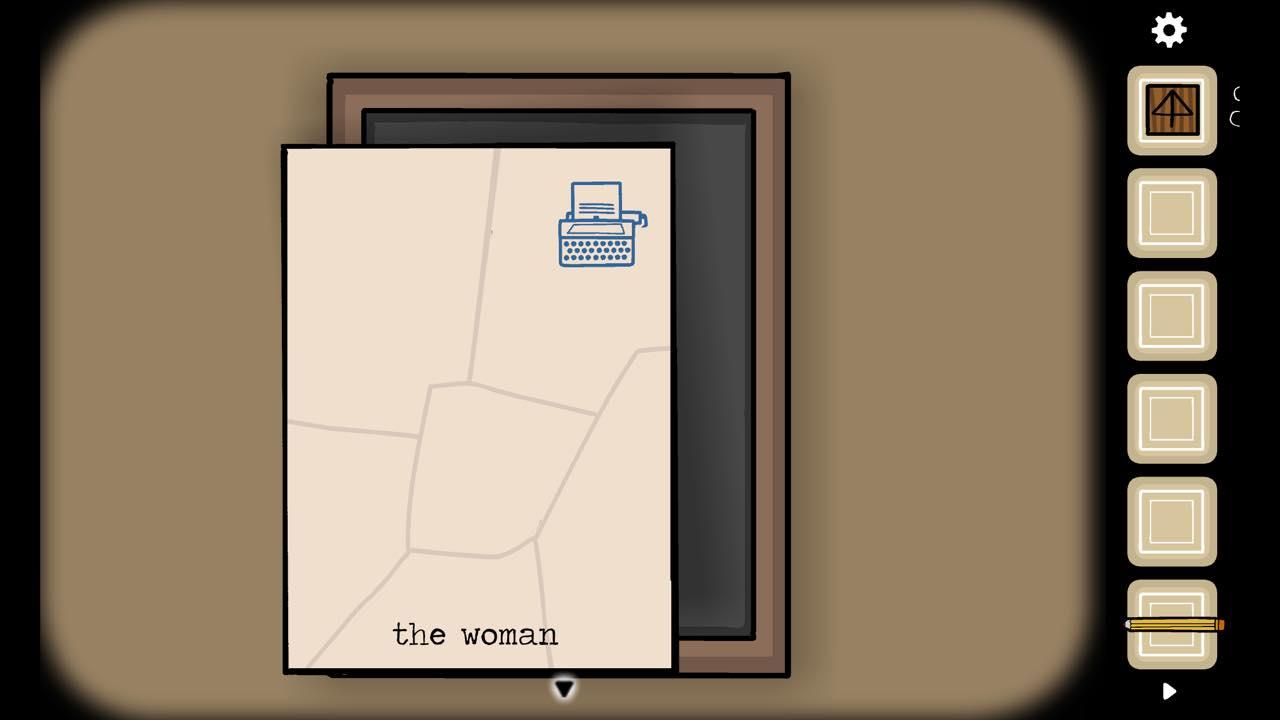 Th Cube Escape: Paradox 攻略 3059