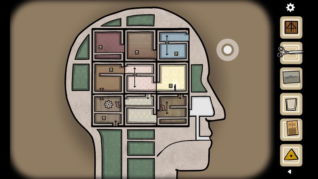 Th Cube Escape: Paradox 攻略 3188