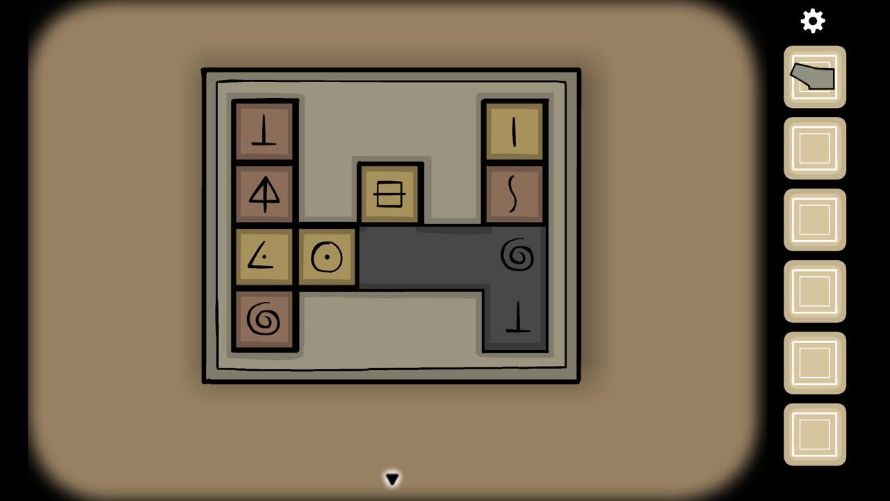 Th Cube Escape: Paradox 攻略 3272