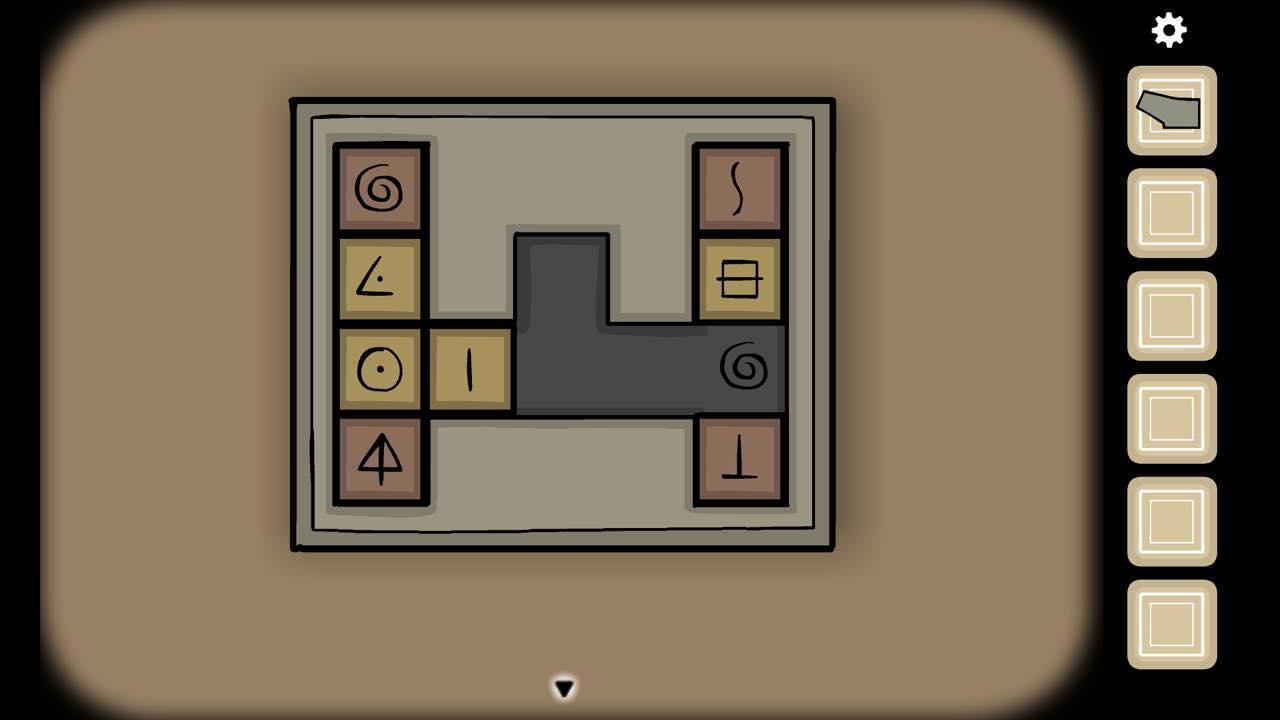 Th Cube Escape: Paradox 攻略 3273