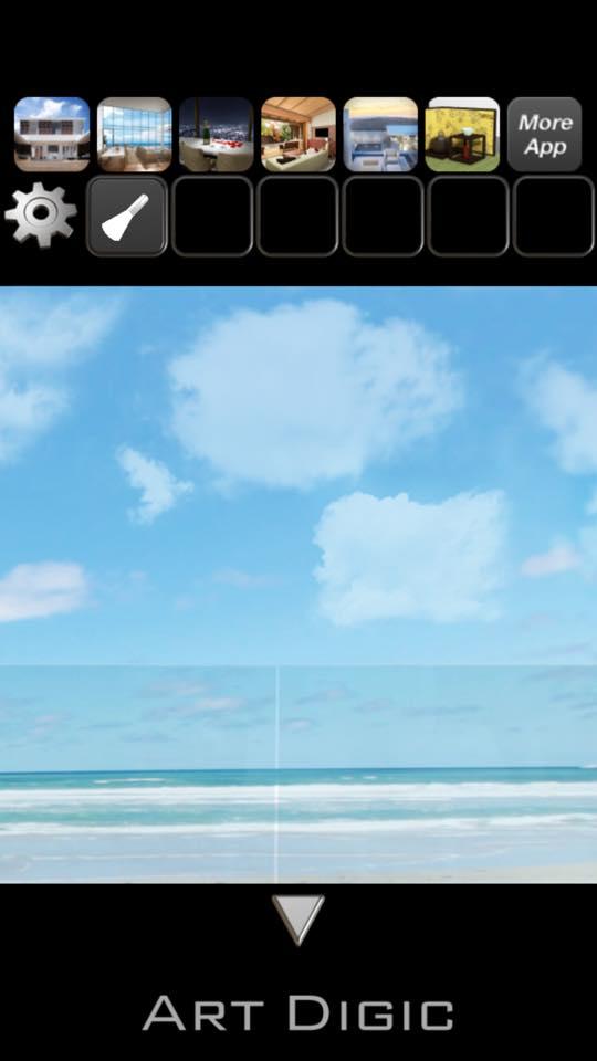Th 脱出ゲーム BeachHouse 攻略 3168