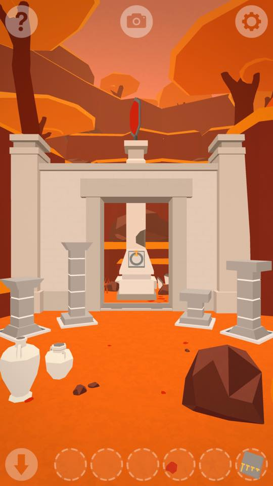 Th Faraway 4: Ancient Escape 攻略 3416