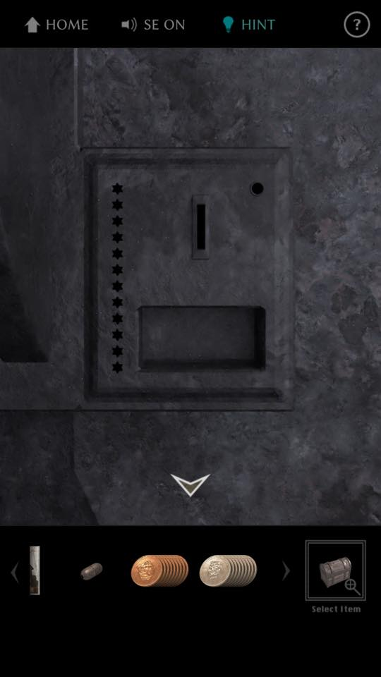 Th 脱出ゲーム The TREASURE 攻略 3641