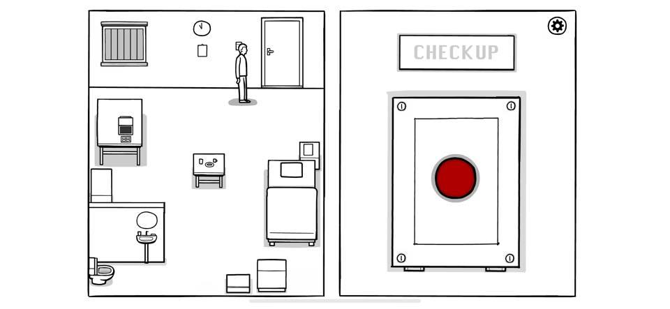 The White Door 攻略