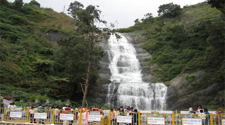 kodaikanal water falls