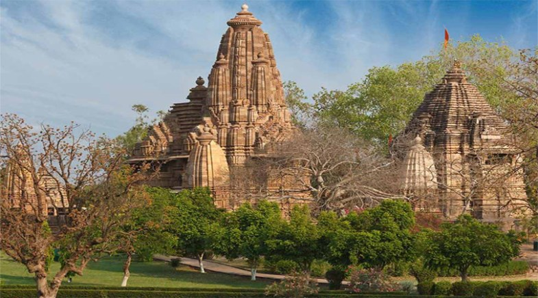 khajuraho temple mp
