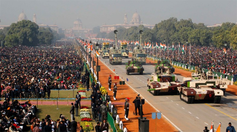 republic day delhi