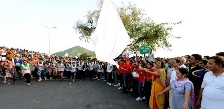 udaipur marathon