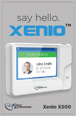 Easyclocking Time And Attendance Systems Software And