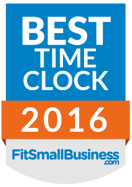 Time-Logix, Easy Clocking's Small Business Solution was voted