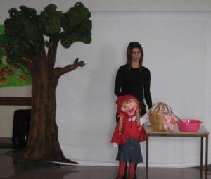 A Menina de Capucho Vermelho