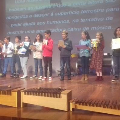 Triatlo Literário - Final Concelhia - escola da Marinheira