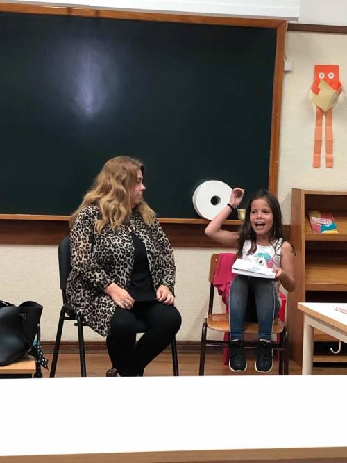 Momentos Mágicos com Leda Pestana @ EB1/PE da Marinheira
