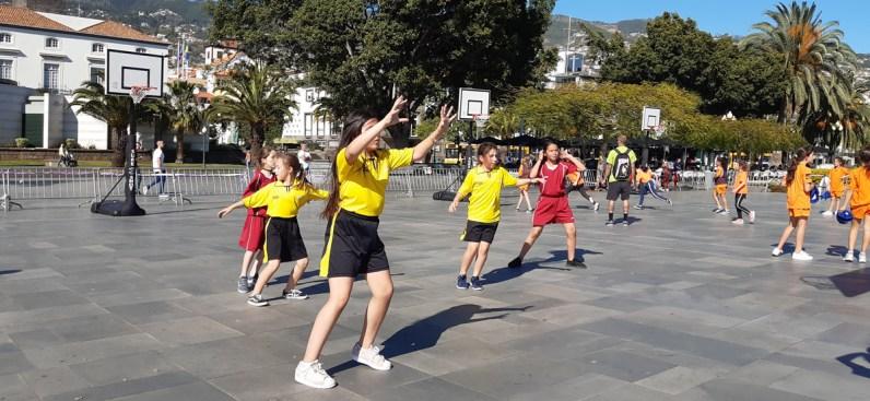 EB1/PE da Marinheira @ Basquetebol e Voleibol