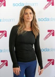 spl769420 007 - Jillian Michaels hosts the launch of EBOOST for SodaStream at Flywheel Sports in L.A.